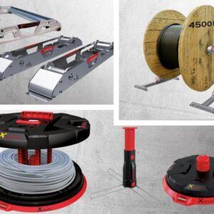 Runpotec sustavi za odmotavanje kabela